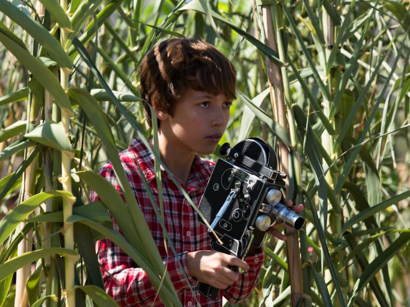 Zach (Dartanian Sloan), um dos gêmeos do terror A Entidade 2