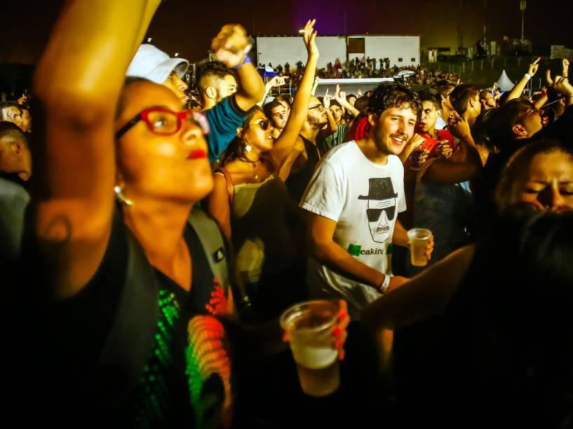 Apresentação do Dj Zedd no Lollapalooza 2016