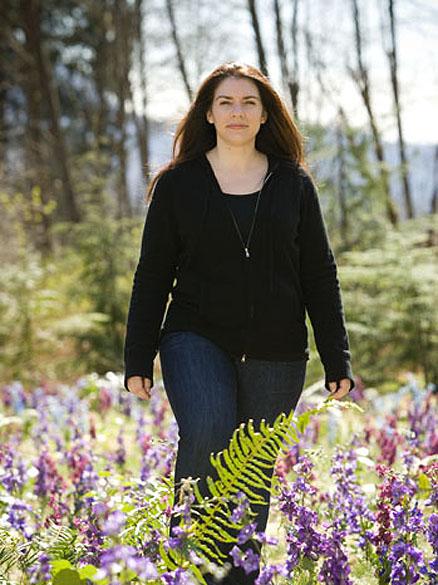 Autora da série de livros Crepúsculo, Stephenie Meyer, que serviu de base para a franquia cinematográfica