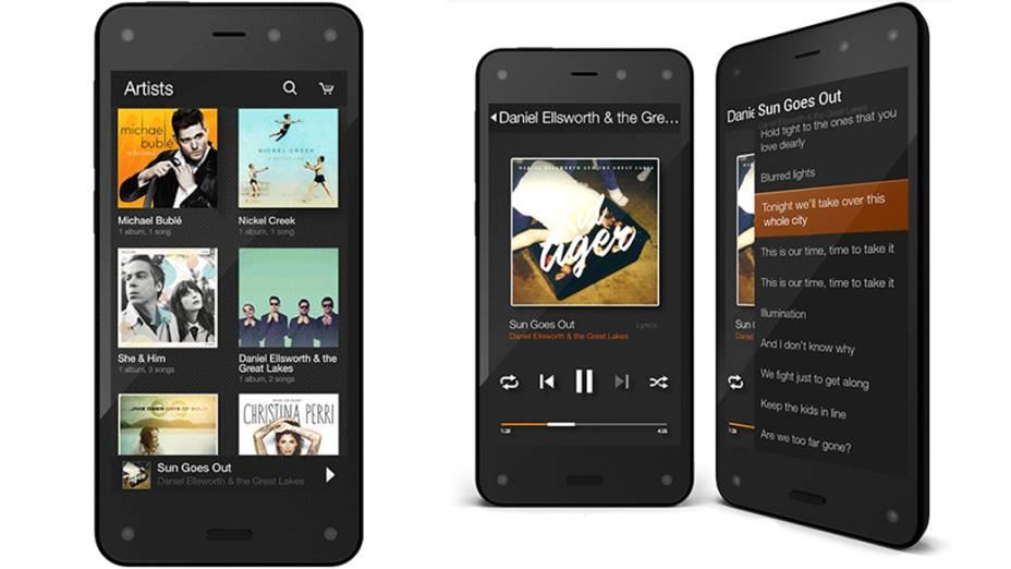 Futuros usuários do smartphone da Amazon poderão pedir dicas de uso do aparelho por meio de videochamadas com funcionários da varejista