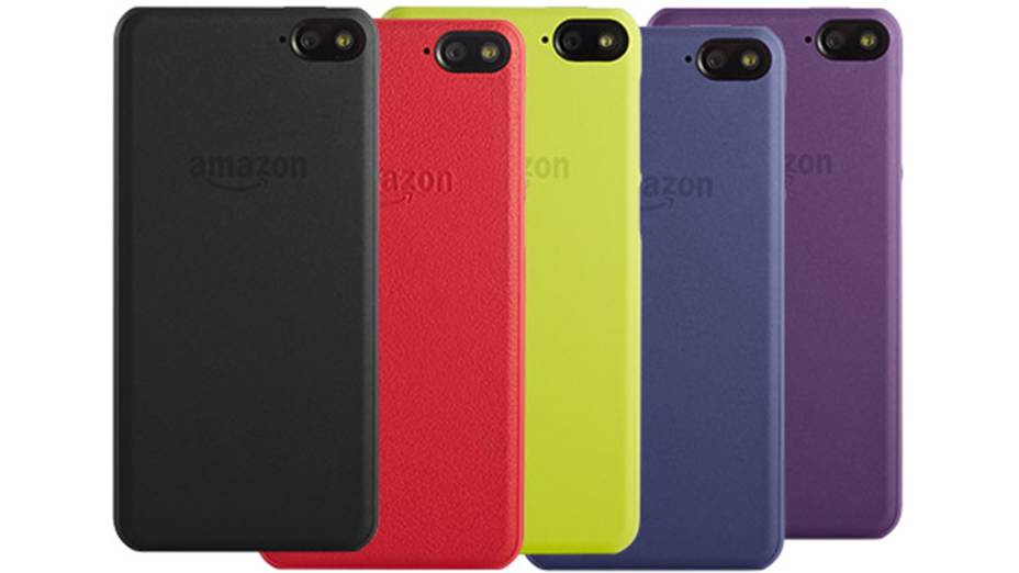 Fire Phone estará à venda em cinco cores nos Estados Unidos
