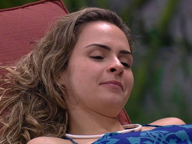 Ana Paula se sente confiante após saída de Daniel no BBB16