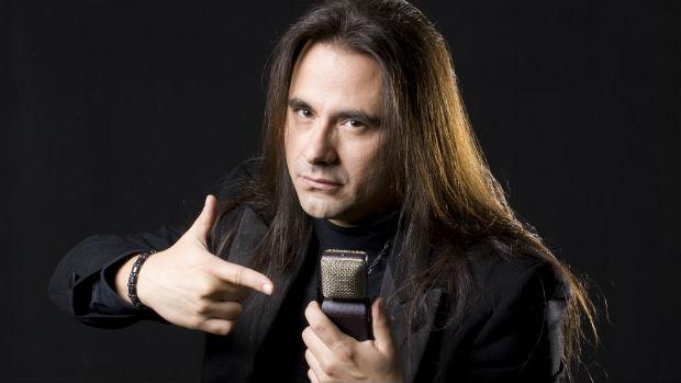 O músico André Matos