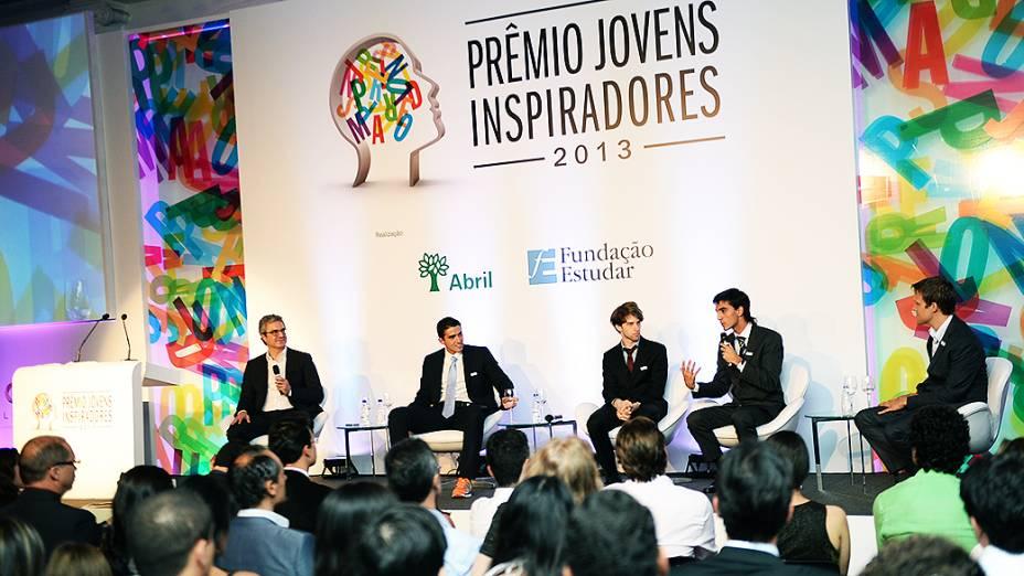 Cerimônia do Prêmio Jovens Inspiradores