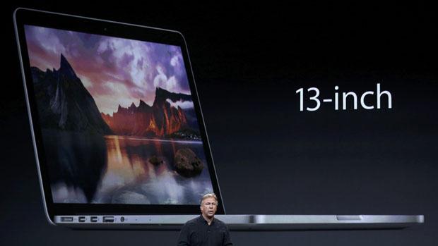 Philip W. Schiller, apresenta lançamentos da Apple em São Francisco