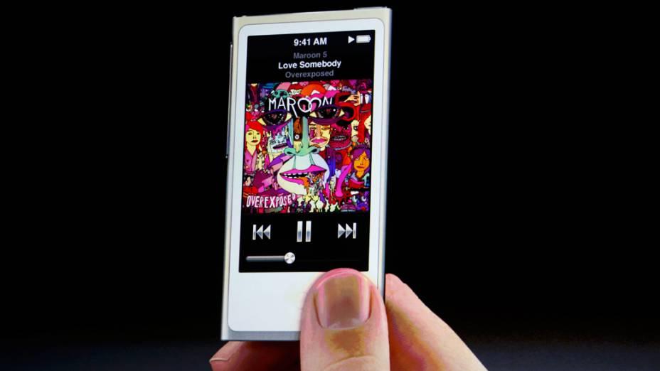 Novo iPod Nano