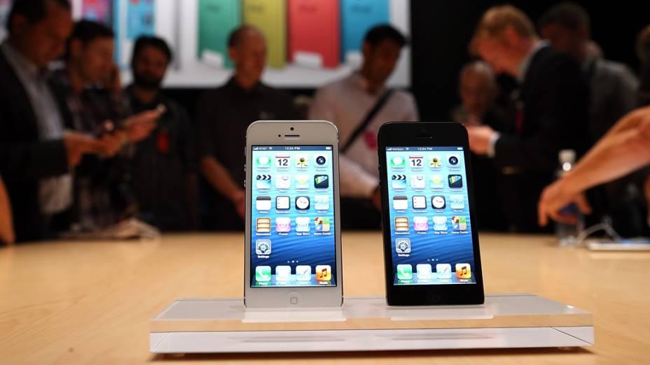 O iPhone 5