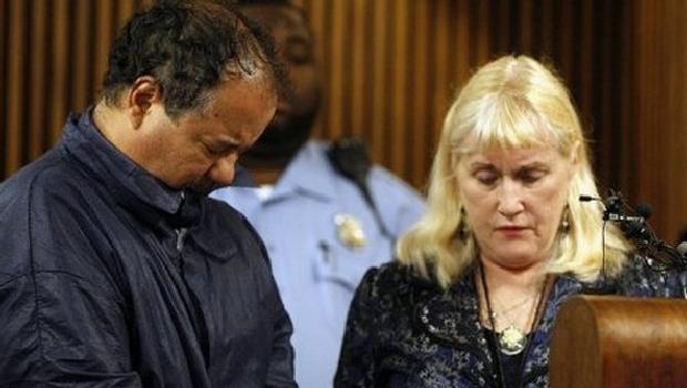 Ariel Castro em tribunal de Ohio