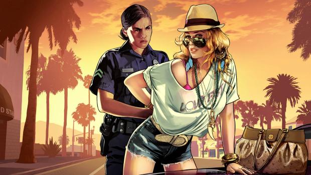 Arte de GTA V
