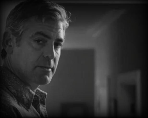 George Clooney em cena de Os Descendentes