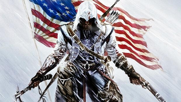 Assassins Creed III, game passado em meio à Revolução Americana, foi prometido em português