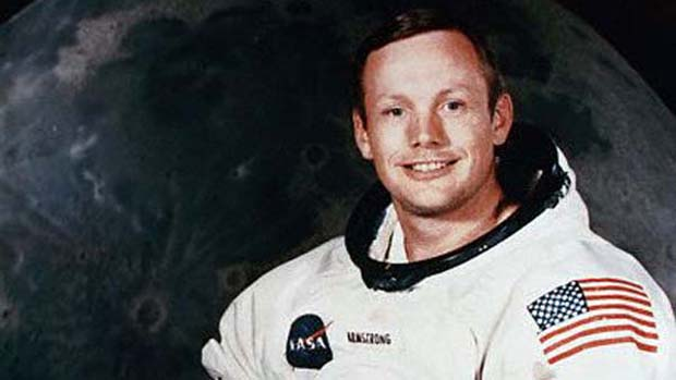 Comandante Neil Armstrong em 1969