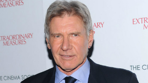 O ator Harrison Ford