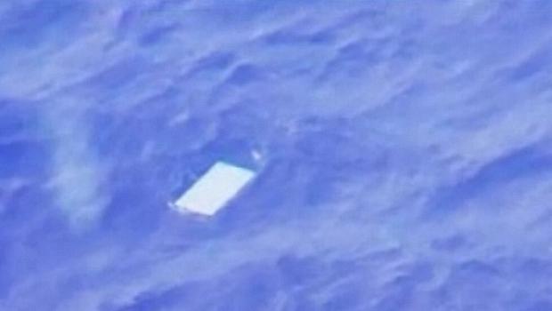 <p>Objeto avistado por avião da Nova Zelândia no Oceano Índico</p>
