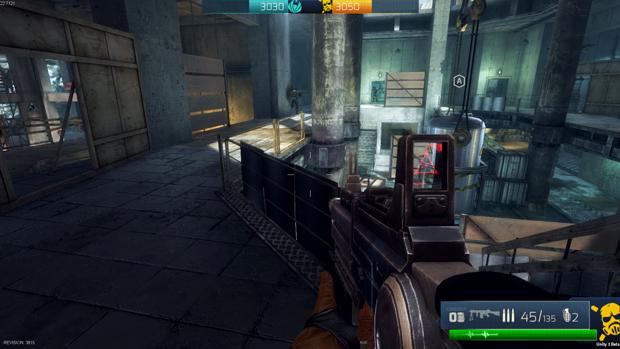 Ballistic foi inspirado em séries de sucesso como Call of Duty e Battlefield