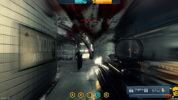 Por ser multiplayer, jogo permite que o usuário entre em combate com outras pessoas cadastradas no Facebook