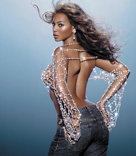 Em 2008, Beyoncé foi eleita uma das mulheres mais sexy do mundo.