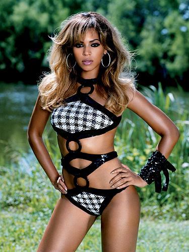 Beyoncé, em 2007.