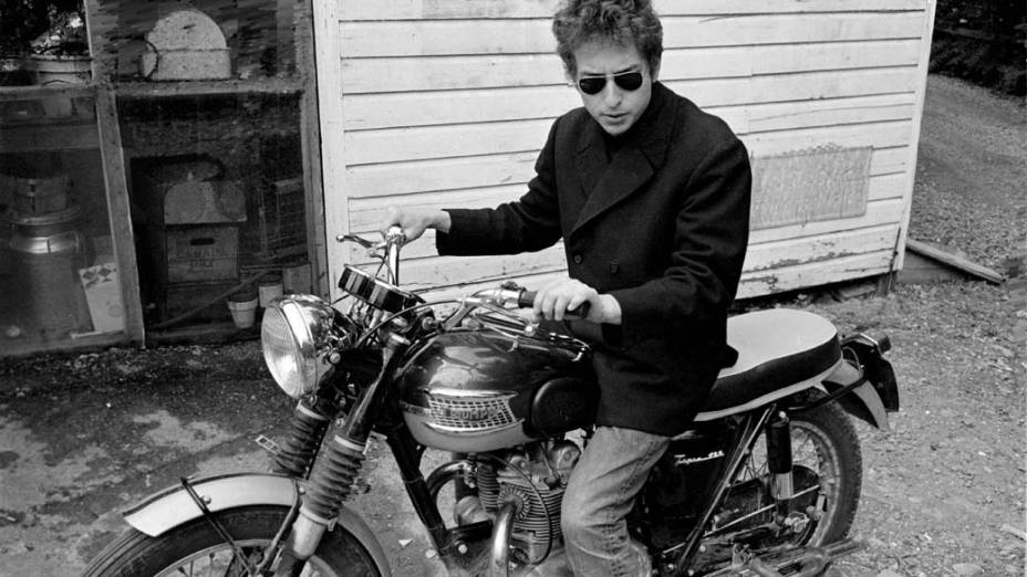 Bob Dylan em Nova York, 1964