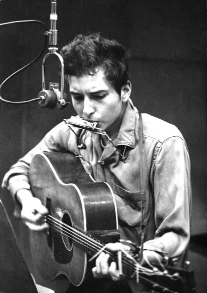 Bob Dylan na década de 1970