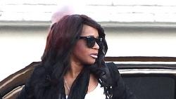 Bobbi Kristina, filha da cantora Whitney Houston