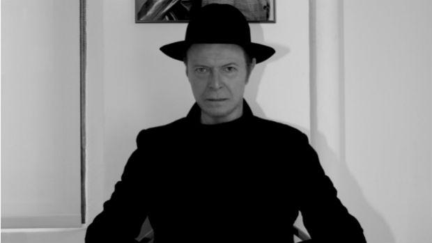 David Bowie em foto de divulgação