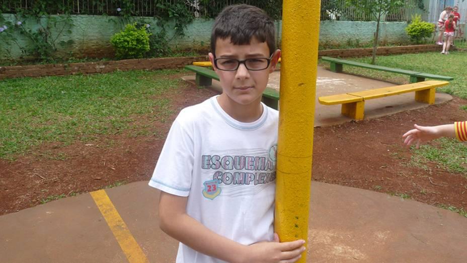 Menino Bernardo Boldrini, de 11 anos, encontrado morto no interior do RS <br>