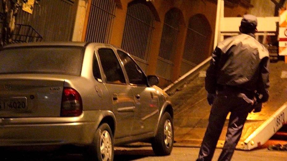 Carro do casal de policiais é encontrado na Zona Norte de São Paulo
