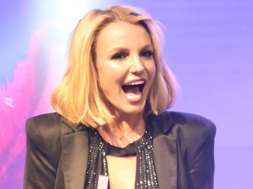 Britney Spears em show em Las Vegas
