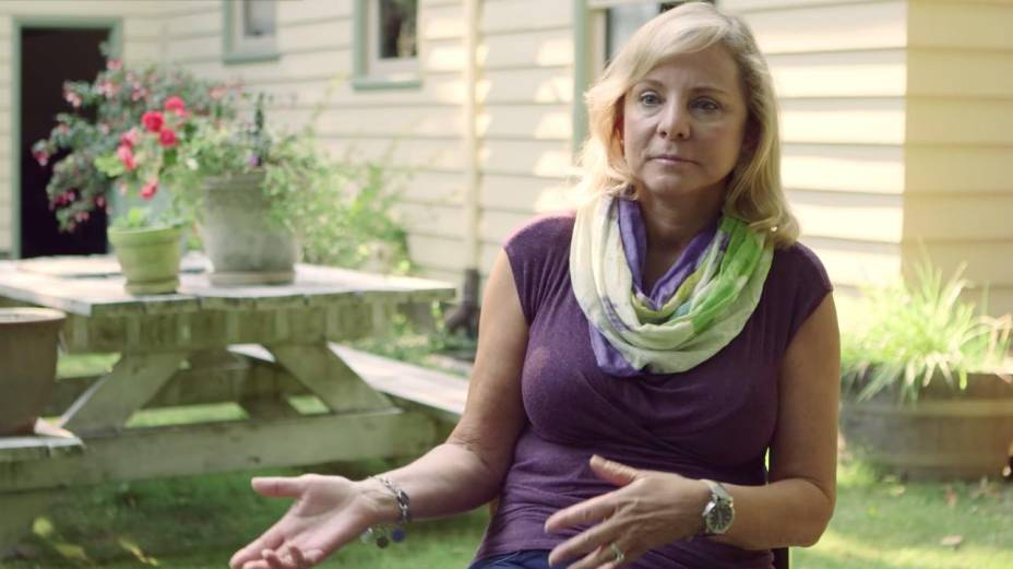 A mãe de Brittany Maynard, Debbie