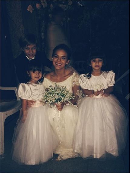 Bruna Marquezine grava últimos capítulos de Em Família