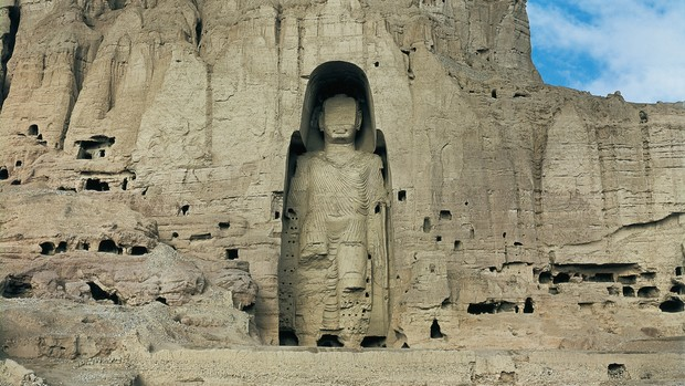Buda de Bamyan