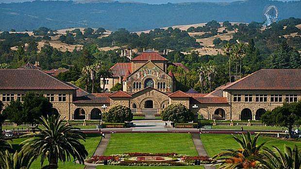 Universidade Stanford, nos Estados Unidos - 6º lugar no ranking de reputação da revista THE