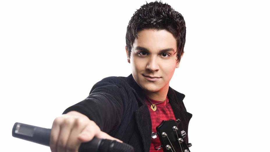 Cantor sertanejo Luan Santana