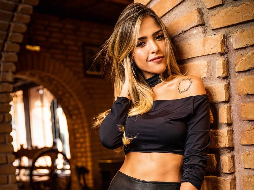 Musa virtual: Com mais de 120 milhões de visualizações no YouTube, Gabi Luthai conquistou um fã-clube fiel, que bancou seu novo disco