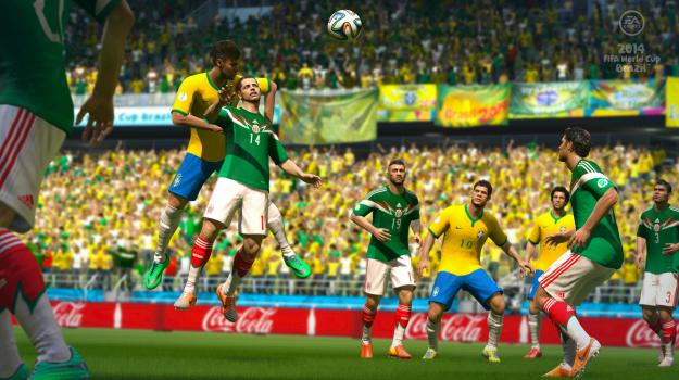 Captura de tela de 2014 FIFA World Cup Brazil