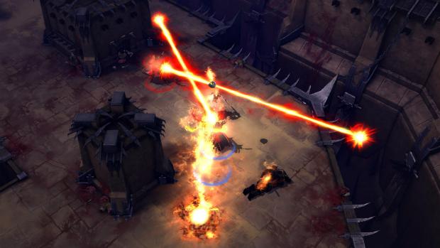 Captura de tela de Diablo III