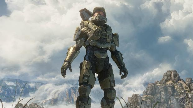Captura de tela de Halo 4