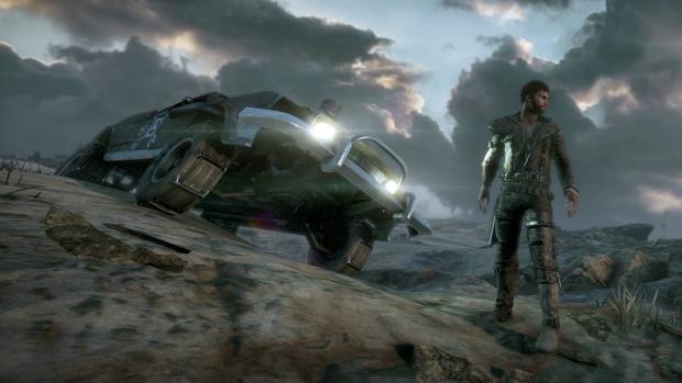 Captura de tela de Mad Max
