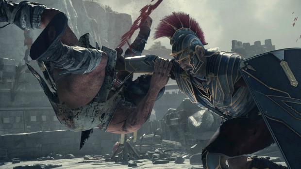 Captura de tela de Ryse: Son of Rome