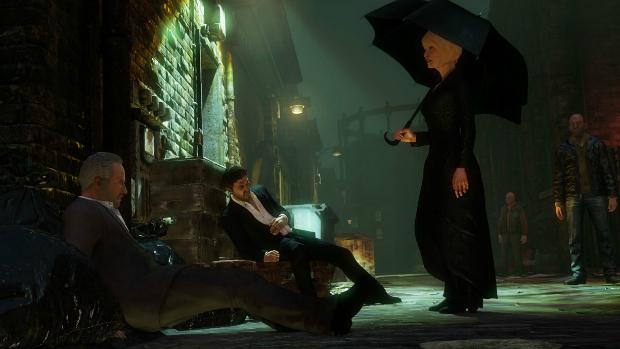 Captura de tela de Uncharted 3
