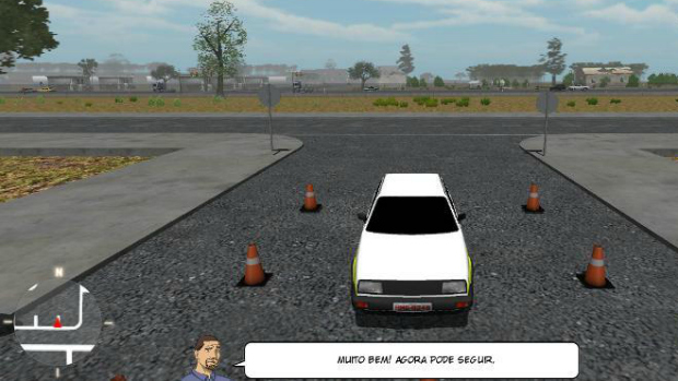 Captura de tela de Vrum