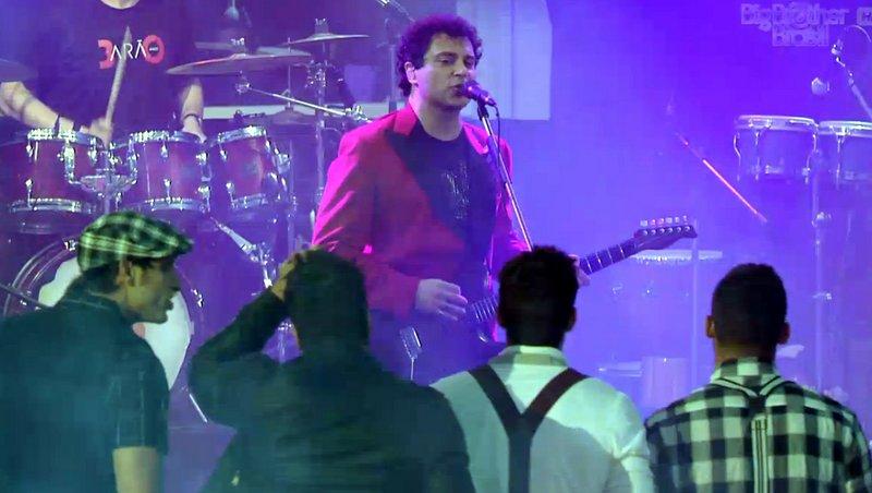 Banda Barão Vermelho faz o primeiro show do BBB13