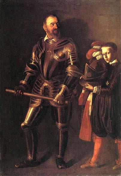 Alof de Wignacourt, de 1608. Retrato do Grão-Mestre da Ordem de Malta, está hoje no Museu do Louvre, em Paris
