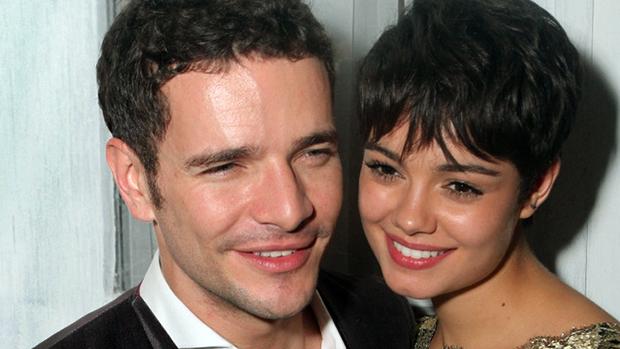 Daniel de Oliveira e Sophie Charlotte