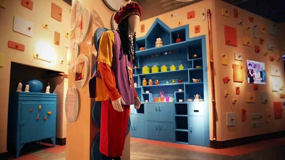 Castelo Rá-Tim-Bum - A exposição