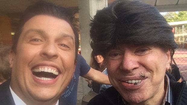 Ceará, do Pânico, e Silvio Santos
