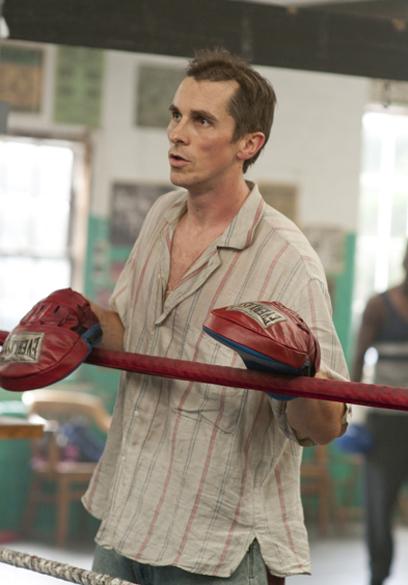 Christian Bale no filme O Vencedor (2010)