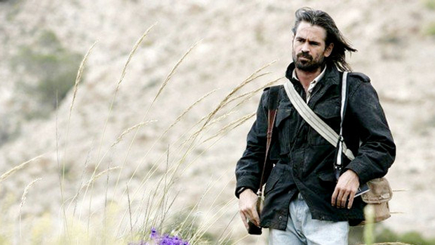 Colin Farrell no filme Testemunha de uma Guerra (2009)