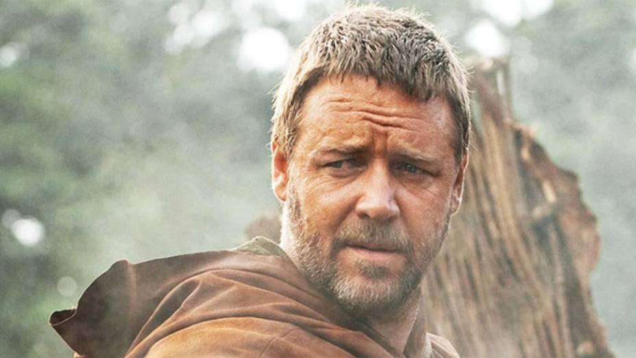 Russell Crowe em cena do filme Noé